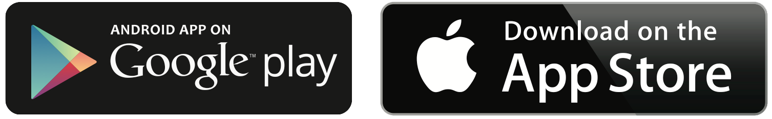 google play and apple app store logos 22